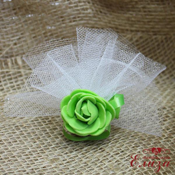 Сватбен късмет Е4 зелено